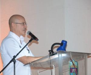 Gonzalo Gutiérrez Diaz Granados, secretario de Hacienda