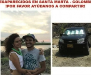 Se busca pareja en Santa Marta