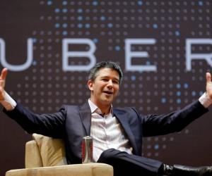 cofundador de Uber Travis Kalanick