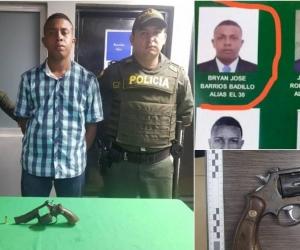 Brayan José Barrios Padilla, alias '30'
