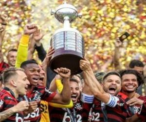 Flamengo conquistó la Libertadores después de 38 años.