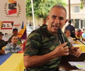 El dirigente oficialista Freddy Bernal.