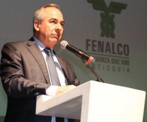 El director de Fenalco Antioquia, Sergio Ignacio Soto.