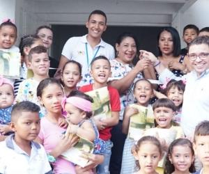 Alcalde Rafael Martínez con la comunidad de Mamatoco