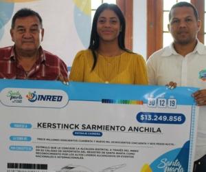 Kerstinck Sarmiento.