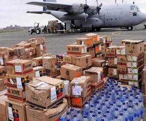 Primera entrega de ayuda humanitaria será este fin de semana en Cúcuta.
