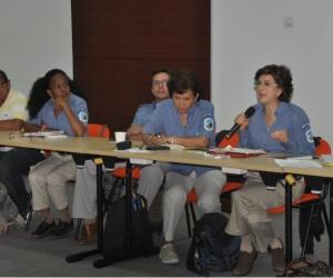 Miranda señaló que Parques Nacionales Naturales de Colombia ha participado en diferentes actividades de control y vigilancia.