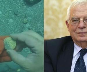 Josep Borrell, ministro español de Asuntos Exteriores,