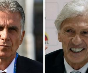 Queiroz y Pékerman