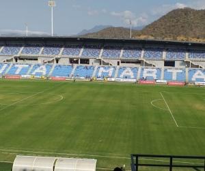 La hinchada hasta ahora no ha llenado el nuevo estadio de los samarios.