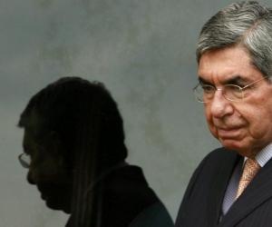 Óscar Arias, presidente de Costa Rica.