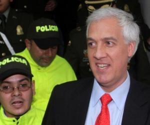 Samuel Moreno, exalcalde de Bogotá