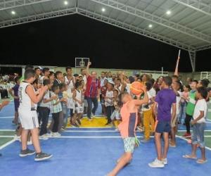 En la noche del pasado viernes se llevó a cabo el acto inaugural del CIC.