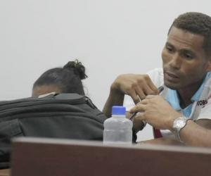 Luis Cantillo, venezolano capturado por participar en masacre en Barranquilla