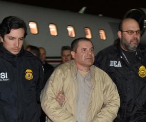 Condenado 'El Chapo' Guzmán