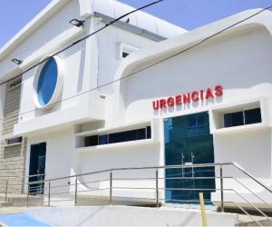 centro de salud La Paz