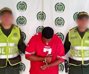 Deymis Sierra Berrio, capturado