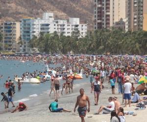 La oferta hotelera aumentó en Santa Marta.