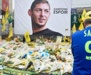 Homenaje a Emiliano Sala