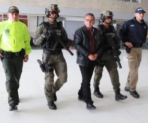 Gilberto Rincón, extraditado a Estados Unidos por narcotráfio