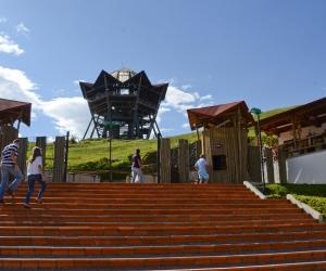 Nuevo mirador en Filandia, Quindío
