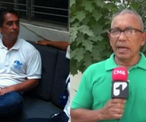 Periodistas retenidos por la guerrilla del ELN