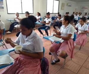 El Ministerio de Educación invita a todos los rectores de los colegios del país a que formalicen los registros de la matrícula de sus estudiantes en el Simat.