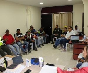 Este tema primero se socializará con diferentes gremios con el objetivo de mejorar la movilidad en el municipio.