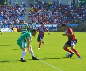 El onceno magdalenense cerrará ante Millonarios una seguidilla de partidos ante rivales de 'nombre'.