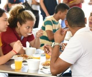 En el programa, están incluidos los 443 beneficiarios del programa ´Talento Magdalena', quienes son los únicos que cuentan con doble beneficio.
