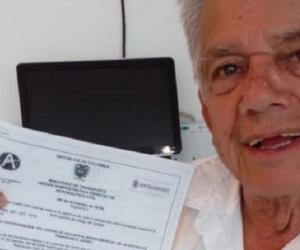 Jorge Mesa Correa, multado por la Aeronáutica Civil