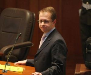 El exministro de Agricultura, Andrés Felipe Arias.