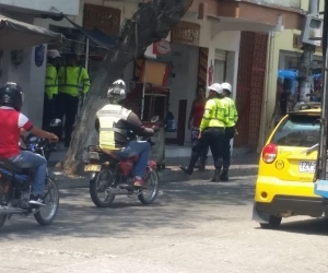Los funcionarios de la Unidad Defensora del Espacio Público (UDEP) inicia operativos en la 'Quinta'
