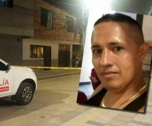 Dos sicarios asesinaron a José Fernel Manrique Valencia en Bucaramanga