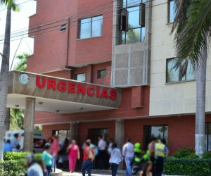 Clinica General del Norte en Barranquilla.