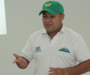 Subsecretario de Desarrollo Rural, Rafael de Lavalle.
