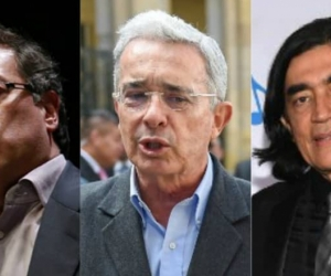 Petro y Gustavo Bolívar demandados por Uribe.