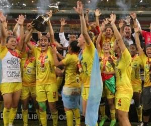 Atlético Huila Femenino.