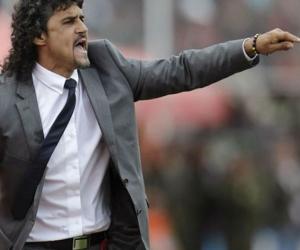El timonel colombiano vivía un buen momento con sus dirigidos en la Libertadores.