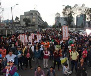 Gremio de educadores convoca nueva marcha el 19 y 20 de marzo.