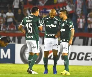 Palmeiras venció como visitante a Junior.