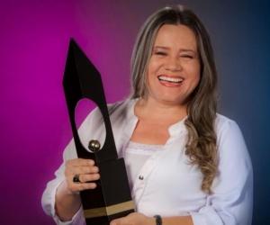 Ludirlena Pérez Carvajal , elegida Mujer Cafam 2019