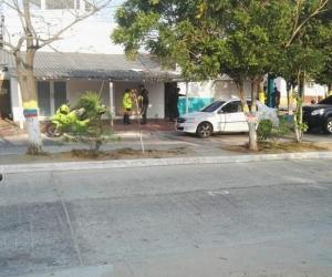 La captura se produjo en la mañana de este sábado en Puerto Colombia.