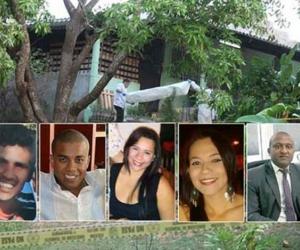 En la masacre de Masinga murieron cinco personas.