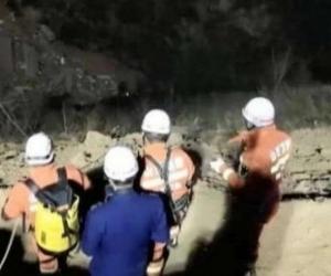 Deslizamiento en china deja varios muertos y otros tantos heridos