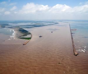 Encuentran pescadores que aparentemente habían desaparecido en Bocas de Ceniza