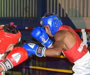 Intercambio regional entre boxeadores samarios y guajiros.