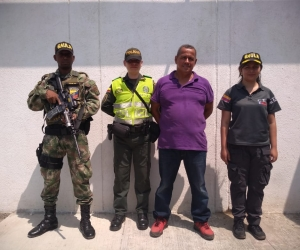 Capturado alias 'Ramiro' presunto integrante de la banda 'Los Pachenca'