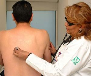 La tuberculosis es una enfermedad curable.