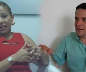 Camilo George, secretario de Seguridad, se refiere a las críticas de Norma Vera sobre las políticas de seguridad del distrito.